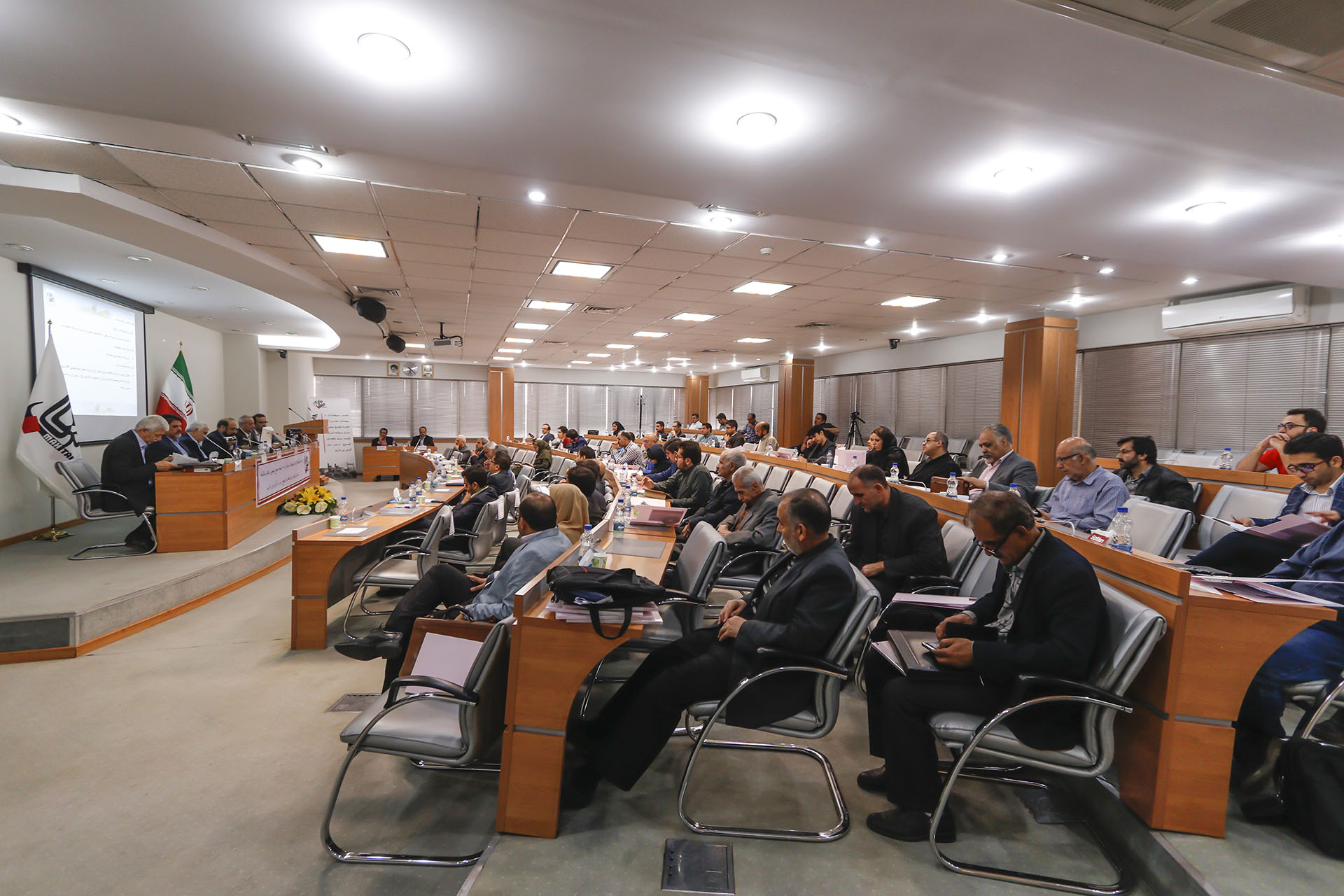 Annual General Assembly Meeting of Mah Taab Kahnouj Company was Held