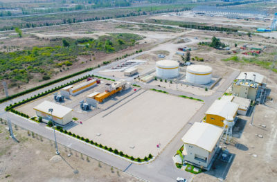 Amir Abad Power Plant