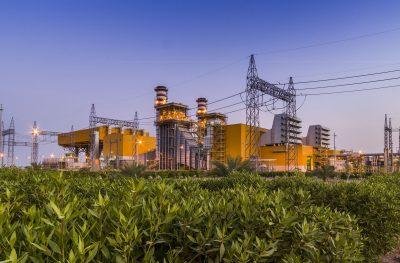 Shobad Power Plant