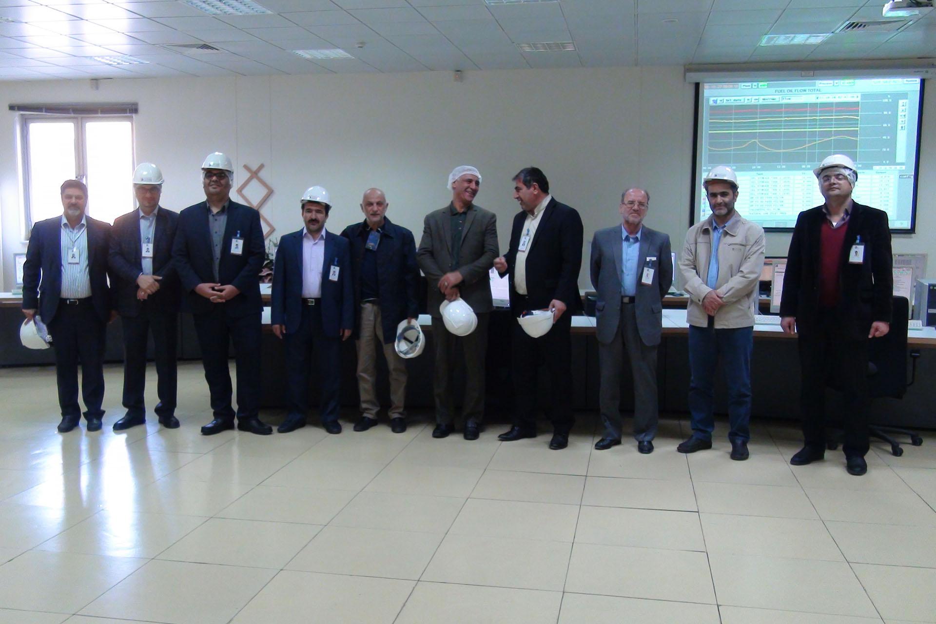 Members of Parliament Visited Rudshur Power Plant