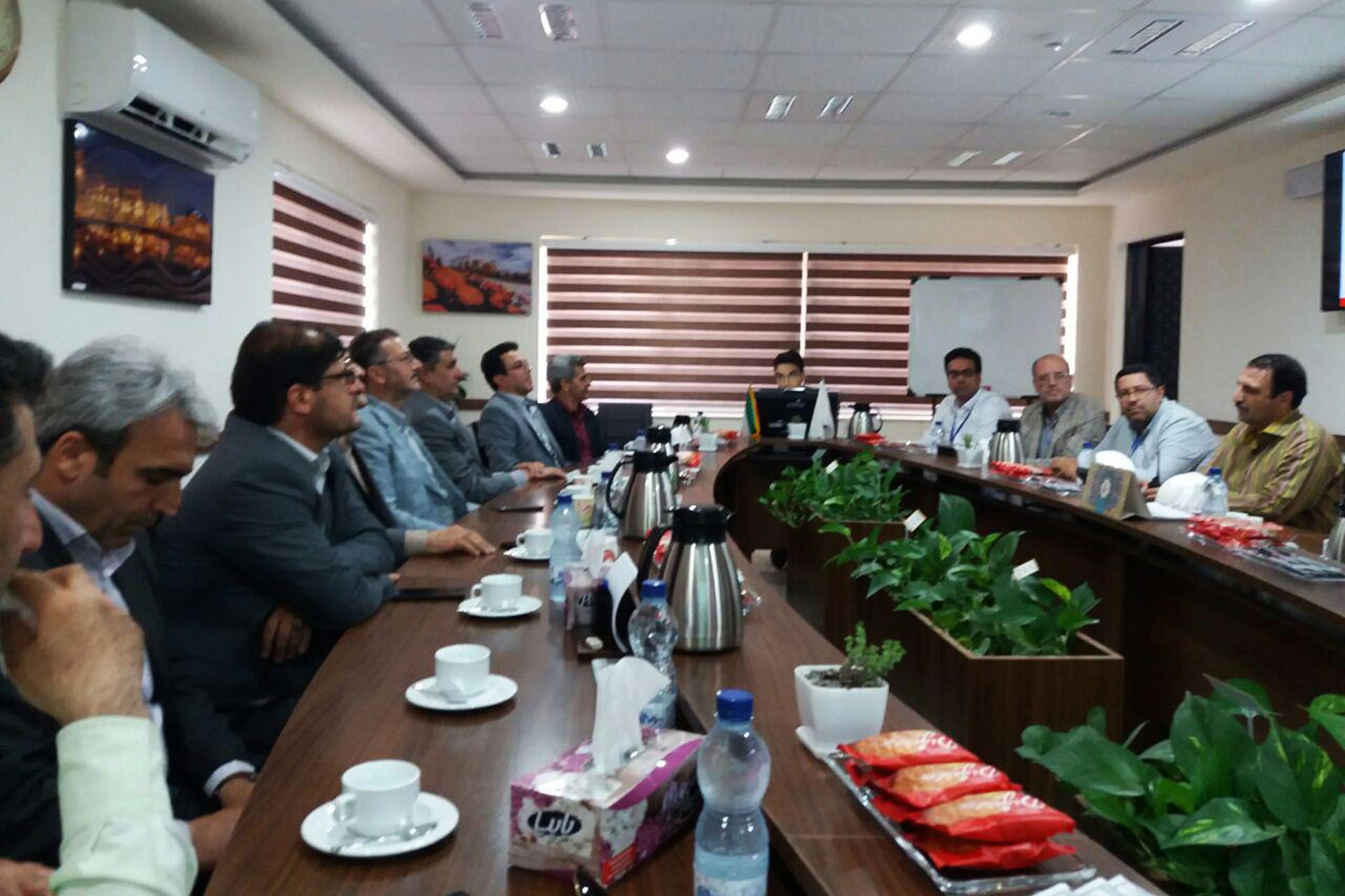 Mazandaran Governor: Providing Reliable and Stable Electricity with Caspian Power Plant