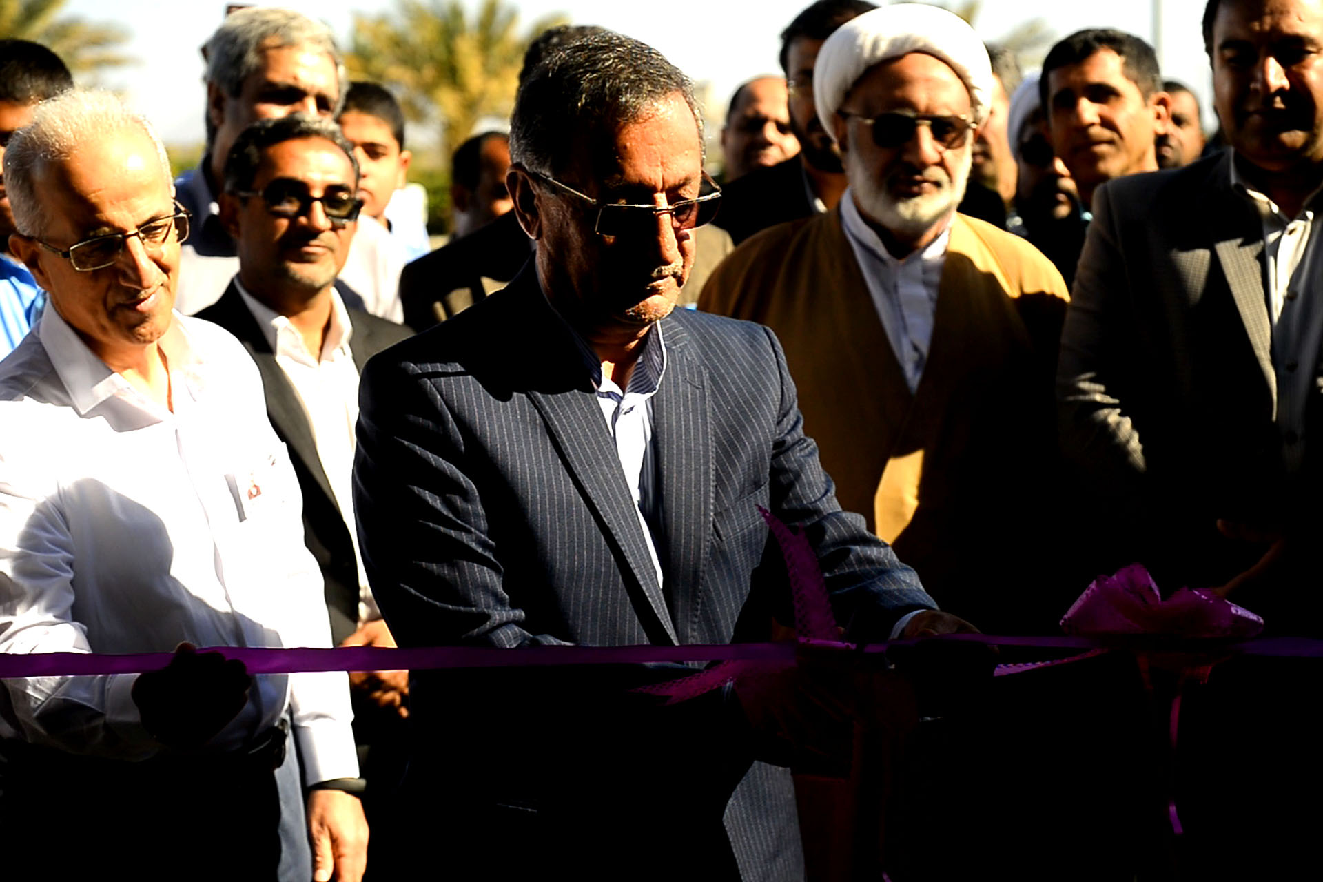 Shobad Energy Park Officially Opened