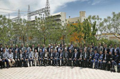 گردهمایی سالانه مدیران نیروگاه های کشور
