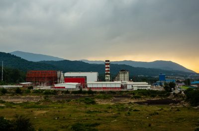 Caspian Power Plant