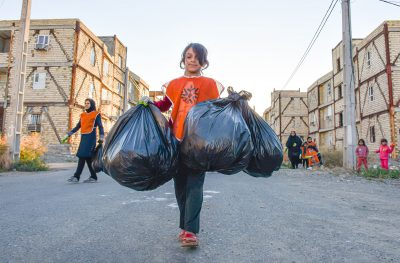 Kahnuj Without Plastic Campaign