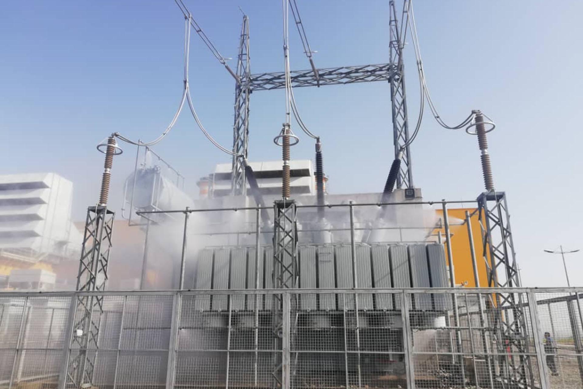 Periodic Maintenance of Shobad Power Plant Finished