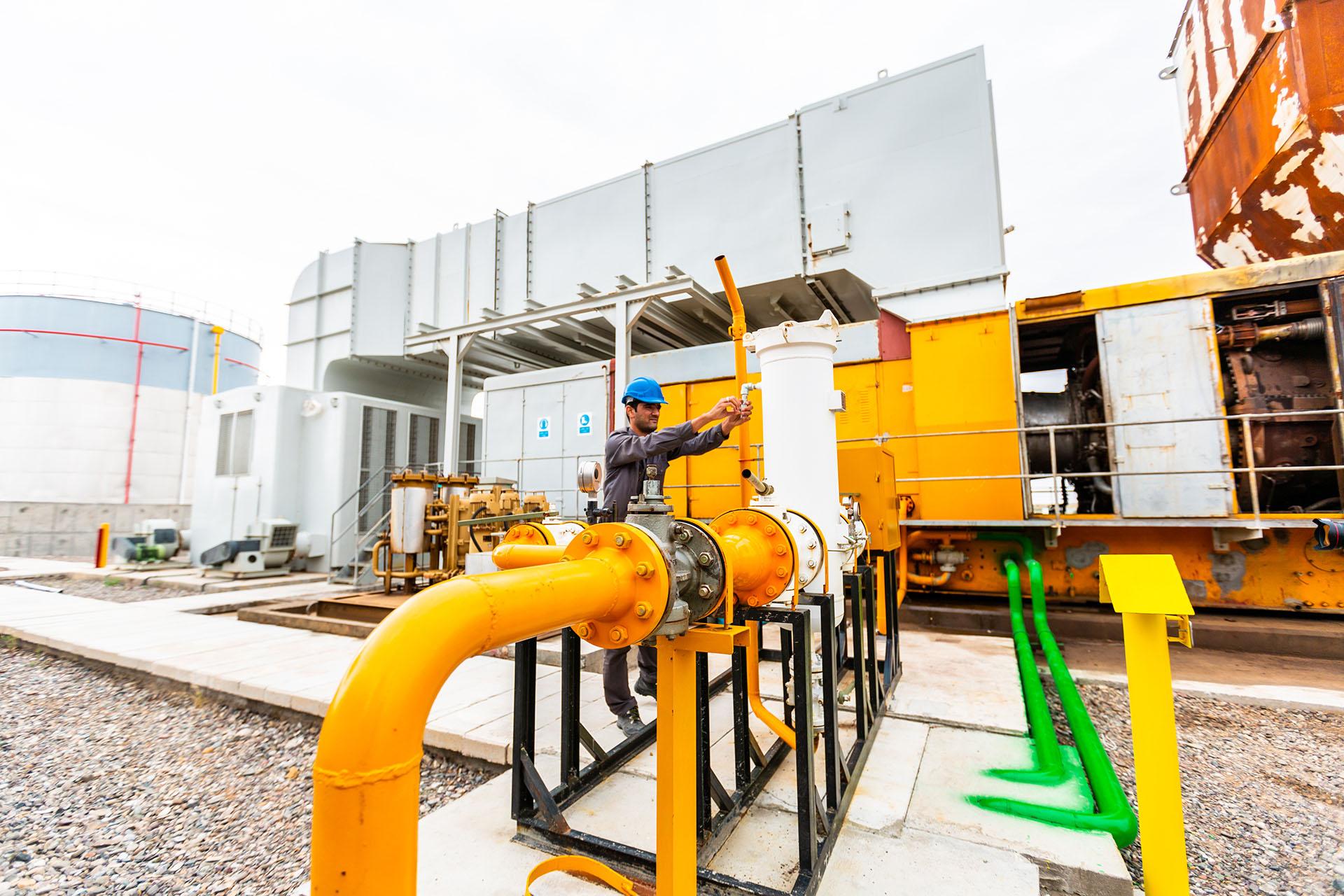 تعمیرات پیشگیرانهی نیروگاه سرخس با موفقیت انجام شد