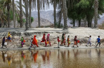 Water Supply of Villages of Sistan and Baluchistan